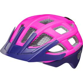 KED Kailu Helmet Kids pink purple matt